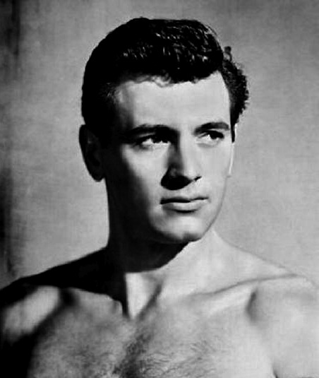 Rock Hudson. Hudson is one of Hollywood's most famous and greatest actors.